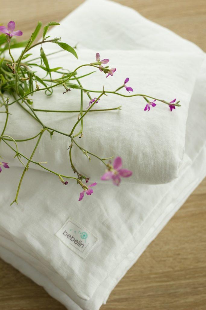 właściwości tkaniny lnianej