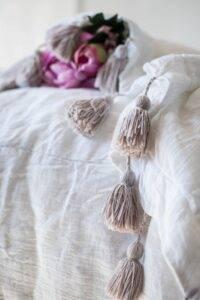 pledy, poduszki