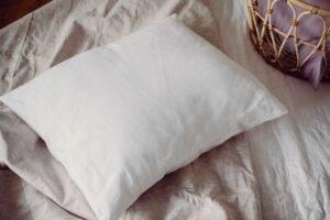 lniana poszewka na poduszkę